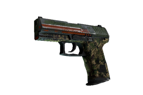 P2000 | Woodsman (Battle-Scarred) Prices