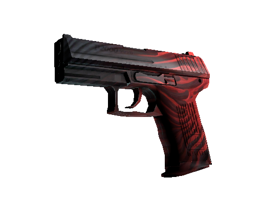 P2000 | Obsidian (Battle-Scarred)