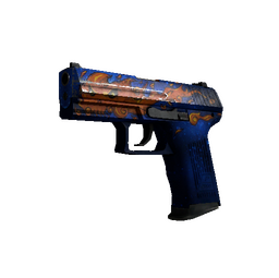 P2000 | Fire Elemental (Battle-Scarred)