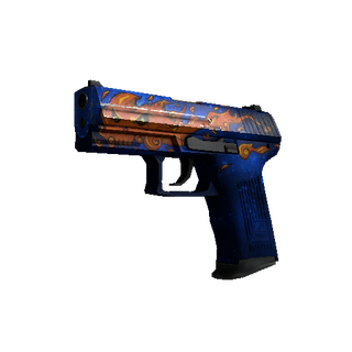 P2000 | Fire Elemental (Field-Tested)