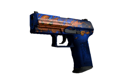 Buy StatTrak™ P2000 | Fire Elemental (Field-Tested)