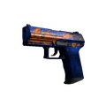 P2000 | Fire Elemental <br>(Minimal Wear)