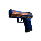 StatTrak™ P2000 | Fire Elemental (Factory New)