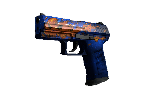 StatTrak™ P2000 | Fire Elemental (Factory New) Prices