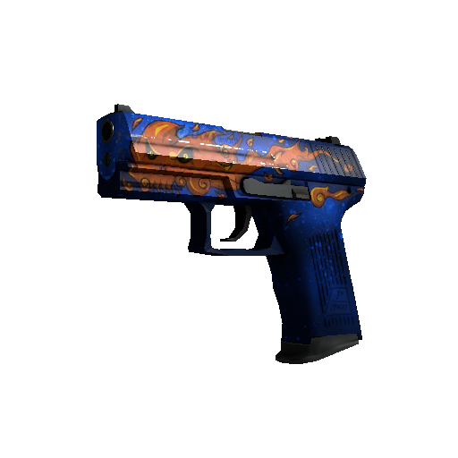 P2000 | Fire Elemental - acidcase.com