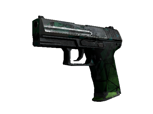 P2000 | Pulse Battle-Scarred