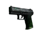 StatTrak™ P2000   Pulse (Battle-Scarred)