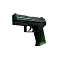 StatTrak™ P2000 | Pulse <br>(Well-Worn)