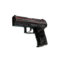 P2000 | Urban Hazard <br>(Battle-Scarred)
