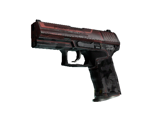 P2000 | Urban Hazard (Field-Tested)