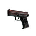 StatTrak™ P2000 | Urban Hazard <br>(Well-Worn)