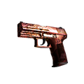 StatTrak™ P2000 | Imperial Dragon <br>(Well-Worn)