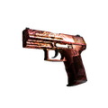 P2000 | Imperial Dragon <br>(Well-Worn)