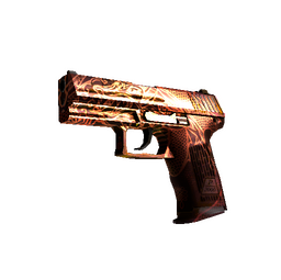 StatTrak™ P2000 | Imperial Dragon (Minimal Wear)