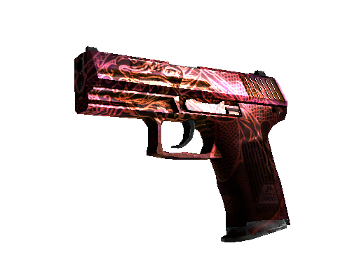 P2000 | Imperial Dragon (Battle-Scarred)