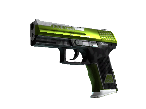 P2000 | Turf Factory New