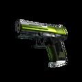 StatTrak™ P2000 | Turf <br>(Factory New)