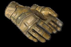 Moto Gloves Transport Battle Scarred