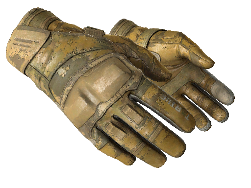 ★ Moto Gloves | Transport Battle-Scarred