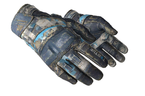 ★ Moto Gloves | Cool Mint (Battle-Scarred) Prices