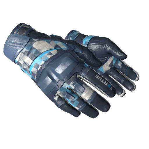 Moto Gloves | Cool Mint - gocase.pro