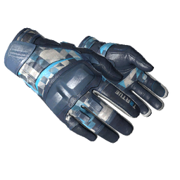 Moto Gloves | Cool Mint