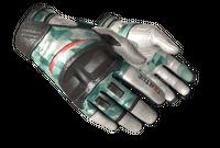 ★ Moto Gloves   Spearmint (Minimal Wear)