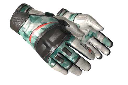 ★ Moto Gloves | Spearmint (Minimal Wear) Prices