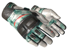 Skin ★ Moto Gloves | Spearmint