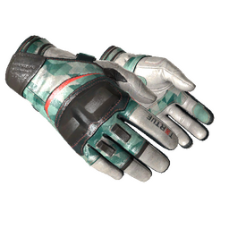 Moto Gloves | Spearmint