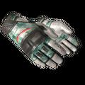 ★ Moto Gloves | Spearmint <br>(Well-Worn)
