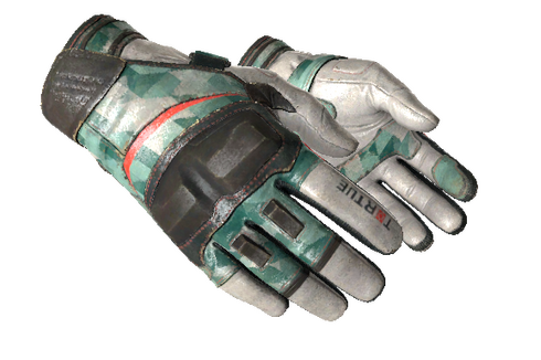 ★ Moto Gloves | Spearmint (Field-Tested) Prices