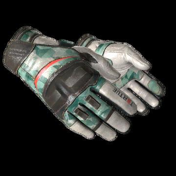 ★ Moto Gloves | Spearmint