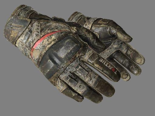★ Мотоциклетные перчатки | Бах! (Закаленное в боях)