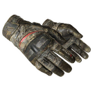 ★ Moto Gloves | Boom! (Battle-Scarred)