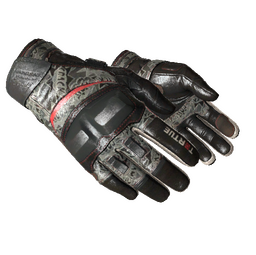 ★ Moto Gloves | Boom! (Minimal Wear)
