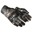 ★ Moto Gloves | Boom! <br>(Minimal Wear)