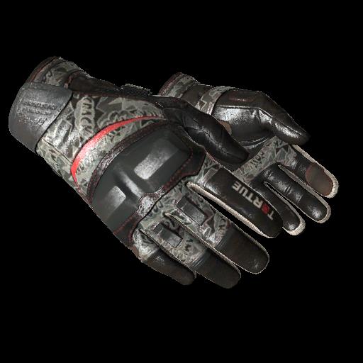 Moto Gloves   Boom! - gocase.pro