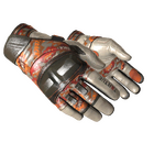 ★ Moto Gloves | POW! (Factory New)