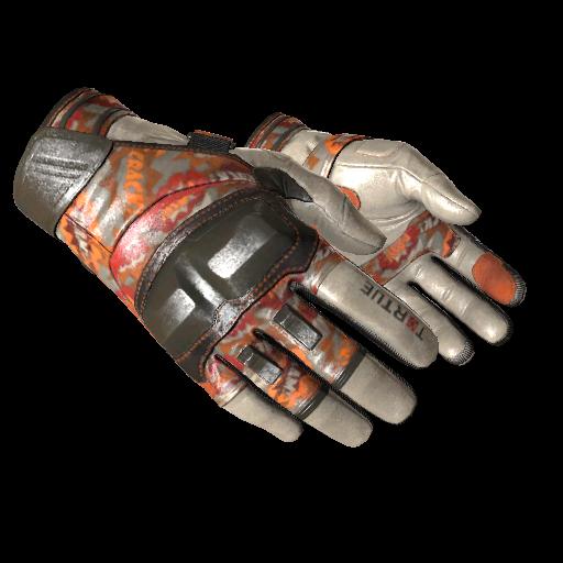 Moto Gloves   POW! - gocase.pro