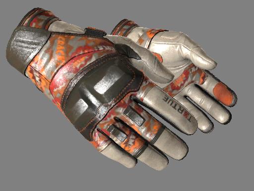 ★ Moto Gloves | POW!