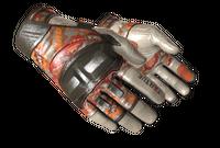 ★ Moto Gloves   POW! (Minimal Wear)