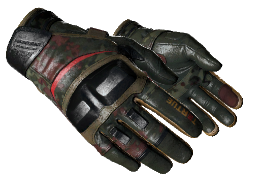 ★ Moto Gloves | 3rd Commando Company