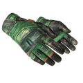 ★ Moto Gloves | Turtle <br>(Battle-Scarred)
