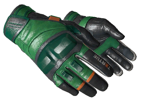 ★ Moto Gloves | Turtle Factory New