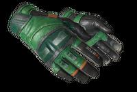 ★ Moto Gloves   Turtle (Well-Worn)
