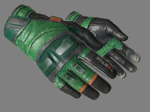 ★ Moto Gloves | Turtle