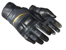 Skin ★ Moto Gloves | Eclipse
