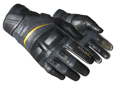 ★ Moto Gloves | Eclipse (Battle-Scarred)