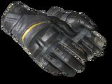 ★ Moto Gloves | Eclipse (Well-Worn)